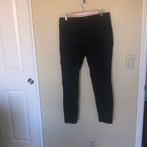 "Loft size 10 high 10"" rise /skinny jeans A50A"
